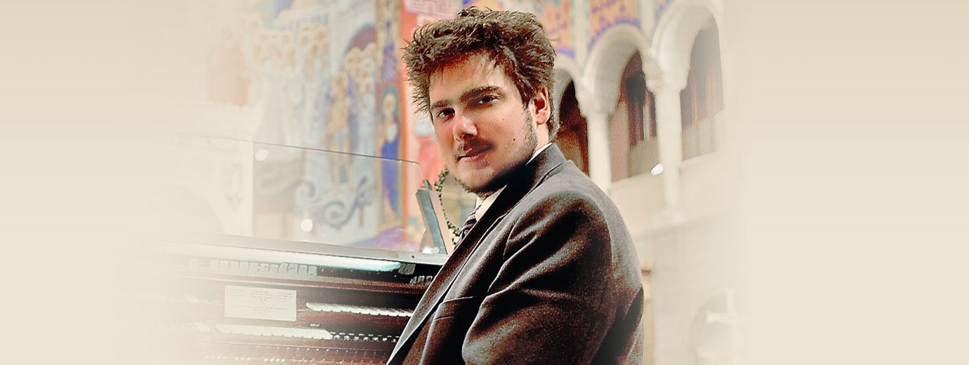 Luke Mayernik Orchestrates Hymn for Papal Mass