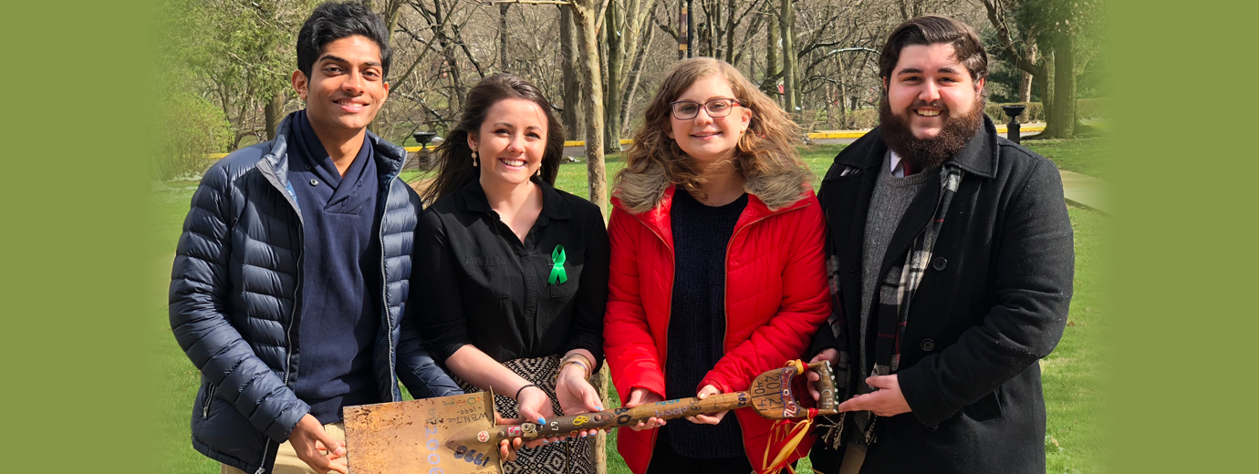 Keeping Things Green: Sustainability Efforts at Seton Hill