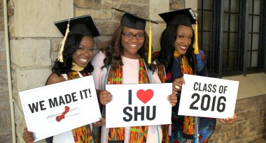 Seton Hill University Graduates 462 Students During Spring 2016 Commencement Exercises
