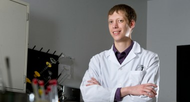 Forbes Names Seton Hill Professor to 2015 30 Under 30 in Science List