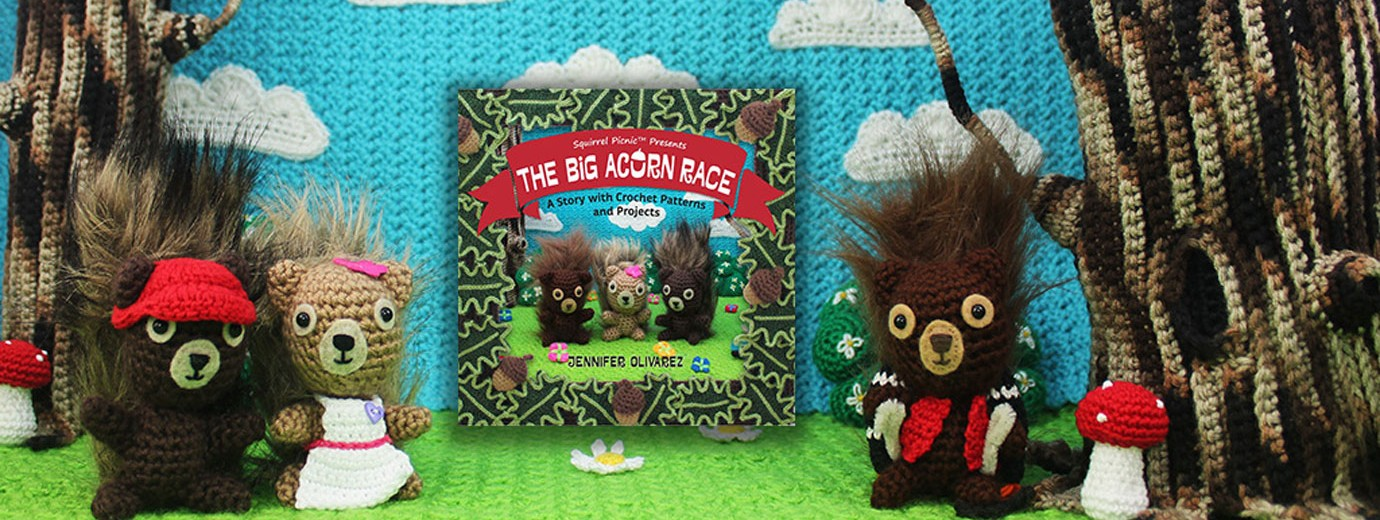 Seton Hill Alumna's Gorgeous New Storybook A Crocheted Creature Adventure