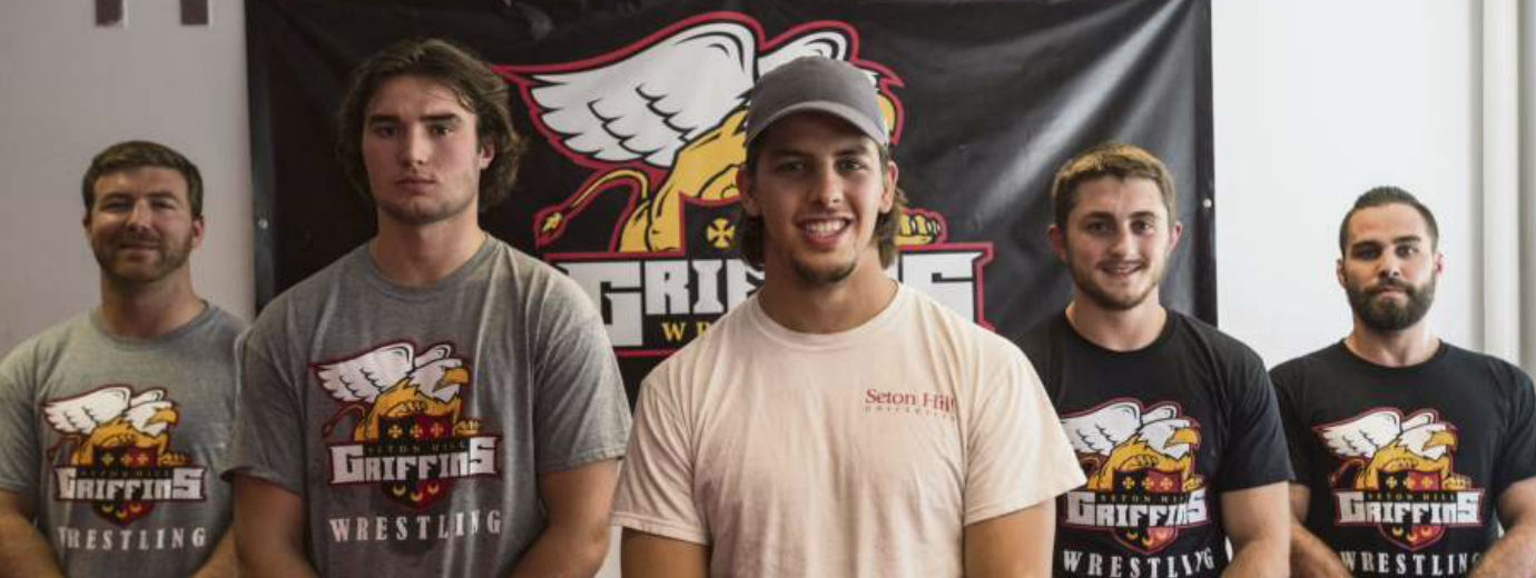 Seton Hill Wrestlers, Staff Help Save the Life of Assistant Coach