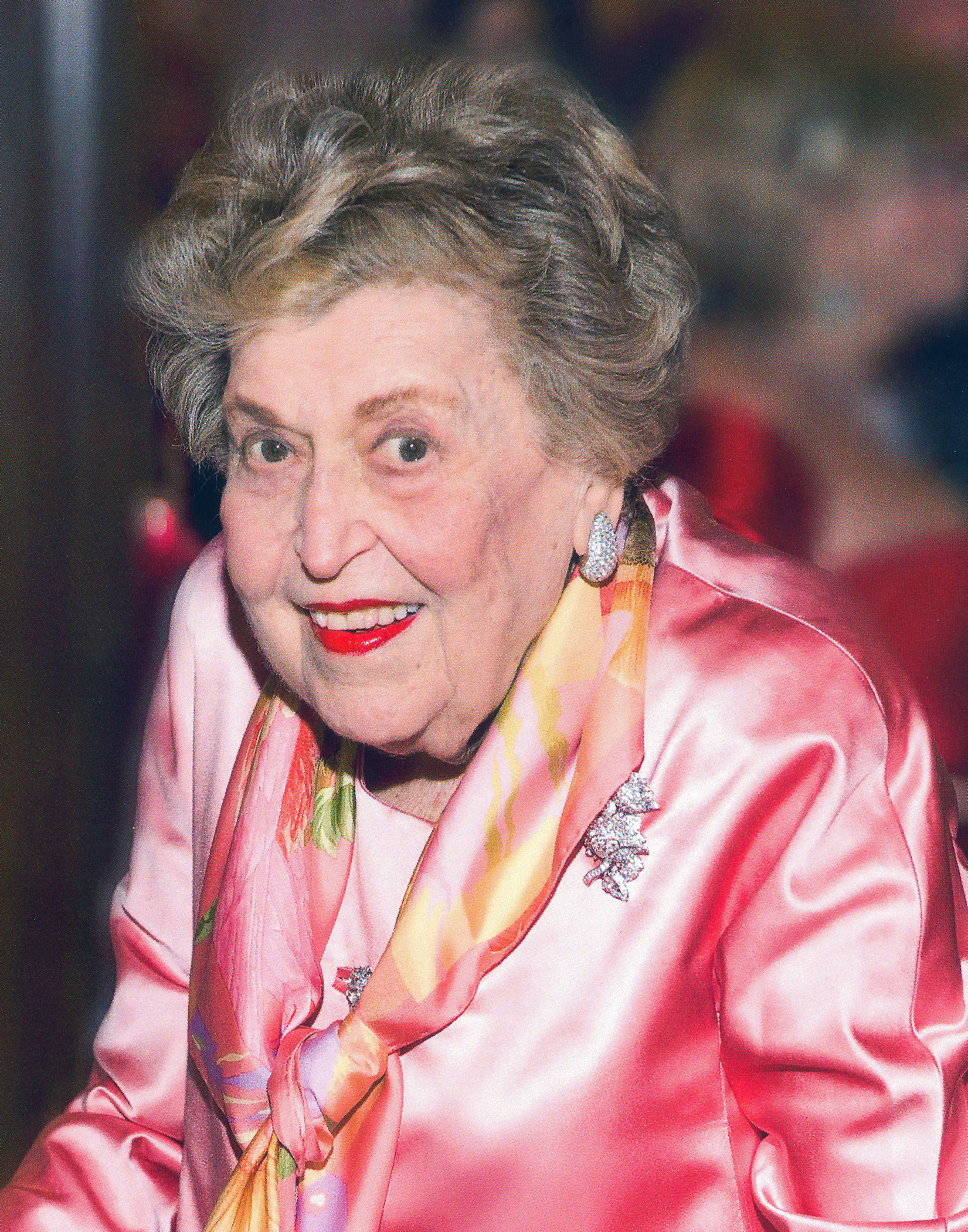Our Benefactor, Ethel LeFrak