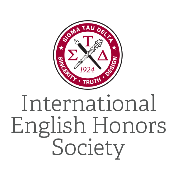 English Honor Society Logo