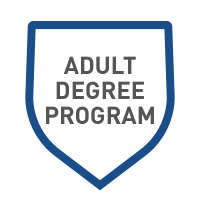 Adult Degree Program graphic