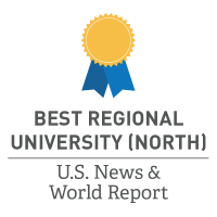 U.S. News and World Report Ranks Seton Hill as a Best Northeastern College