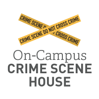 Crime Scene House Graphic