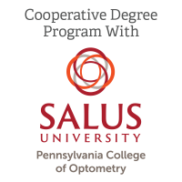 Salus University School of Optometry Logo