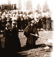 Mother house groundbreaking
