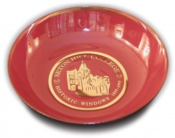 Windows to the Future Program - commemorative plate