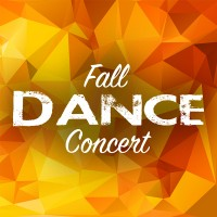 Fall Dance Concert graphic