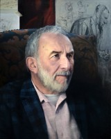 Portrait of Jerome Witkin by David Stanger