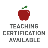 Teacher Certification Graphic