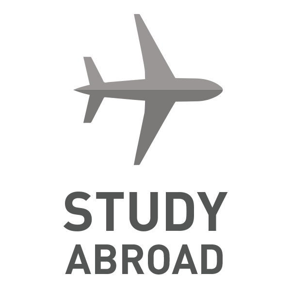 Study abroad opportunities are available for students