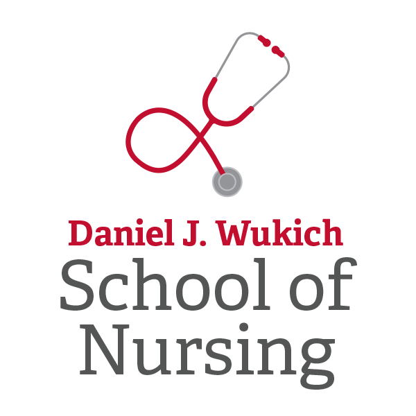 Wukich School of Nursing Graphic
