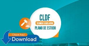 CLDF - Técnico legislativo