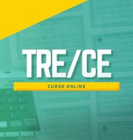 Concurso TRE/CE - Curso on-line Completo Blog