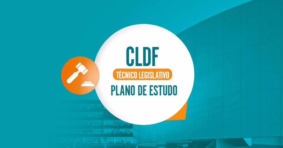 CLDF plano de estudos