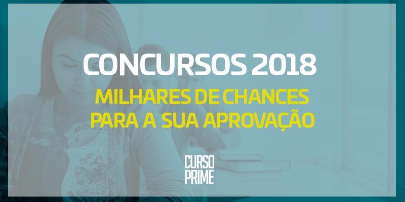 2018 – confira os concursos públicos previstos no Brasil 8a9f54b0e99a3