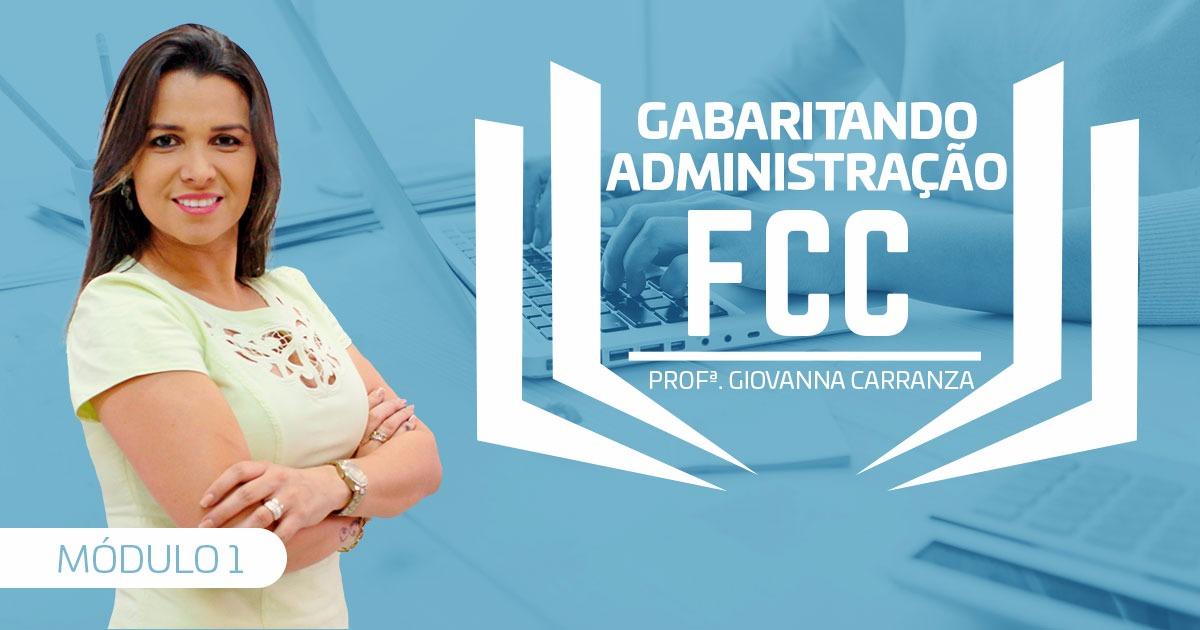 gabaritando FCC -adm