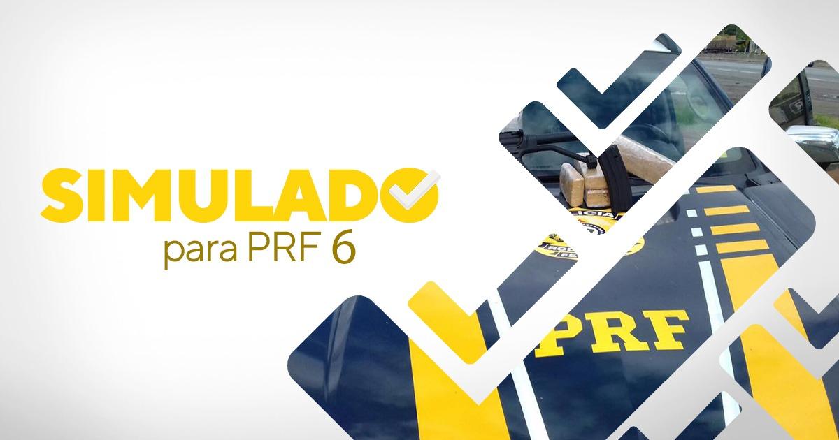 simulado 6 - prf