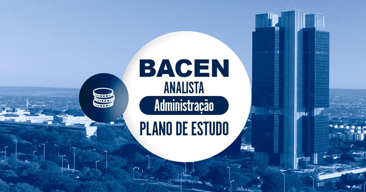 bacen - analista ADM