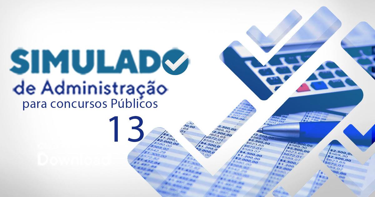 SIMulado 13
