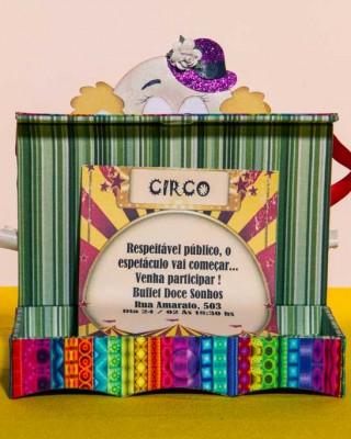Respeitável público: o circo está com tudo