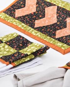 Lista de materiais do curso: Técnicas de costura e patchwork – utilitários de cozinha
