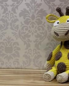 Coluna da Elá: aprenda a fazer uma girafa em crochê que é puro sucesso!