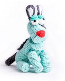 Coluna da Elá: aprenda a fazer um simpático cachorrinho em crochê!