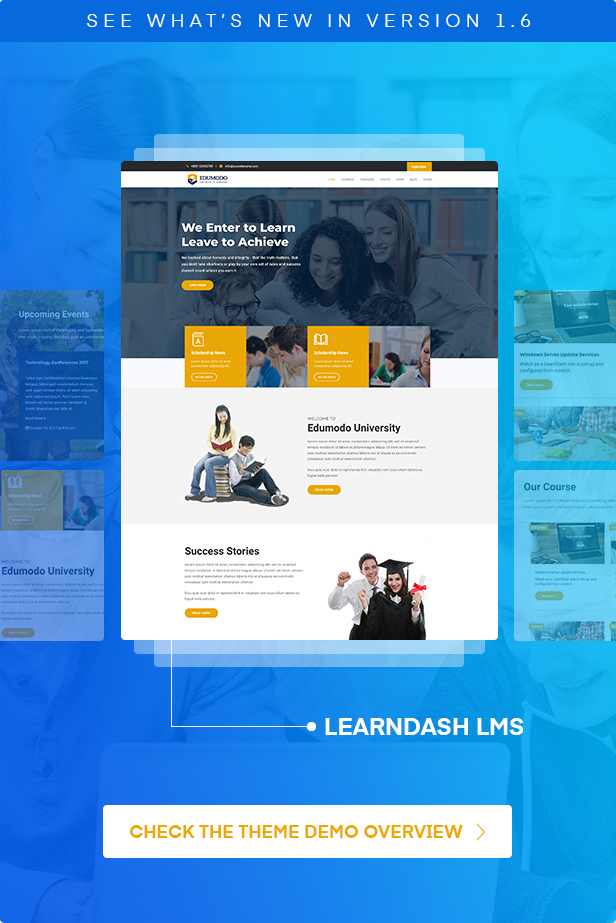 LearnDash, Sensei, LearnPress Support