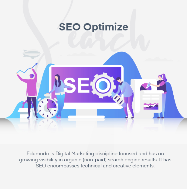 SEO Friendly Education WordPress Theme