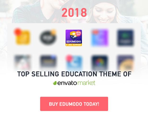 Top Selling Education WordPress Theme