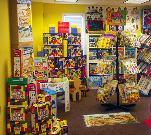 Educational Toys Stores 97