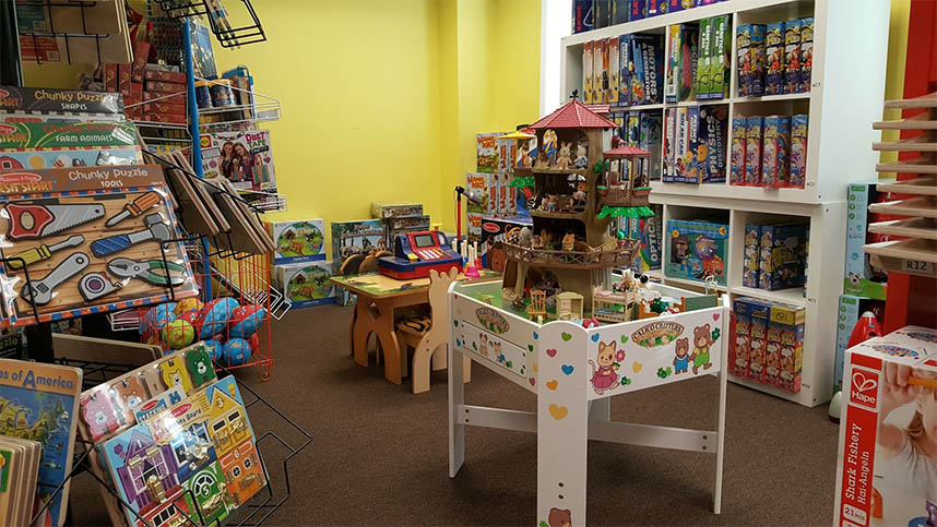 Educational Toys Planet Showroom
