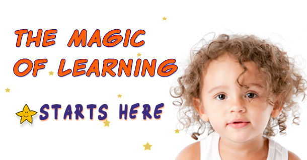 Magic OF Learning Starts Here