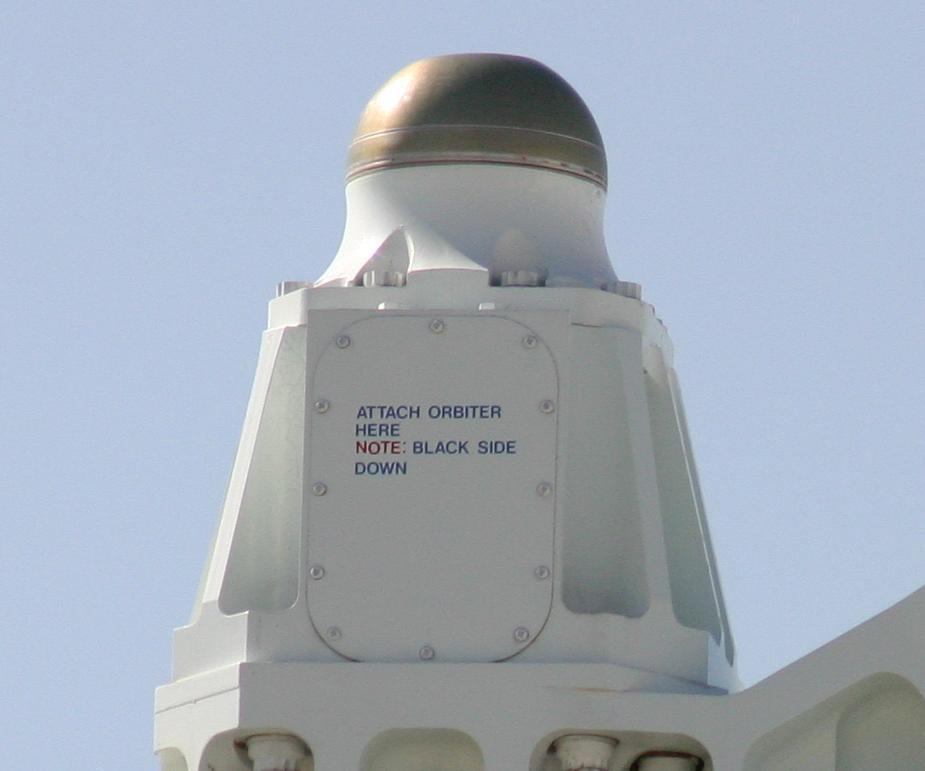 instructions for shuttle orbiter