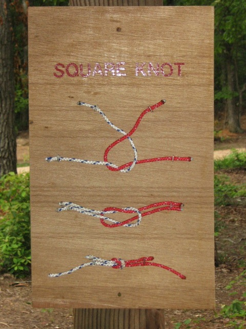 square knot instructions