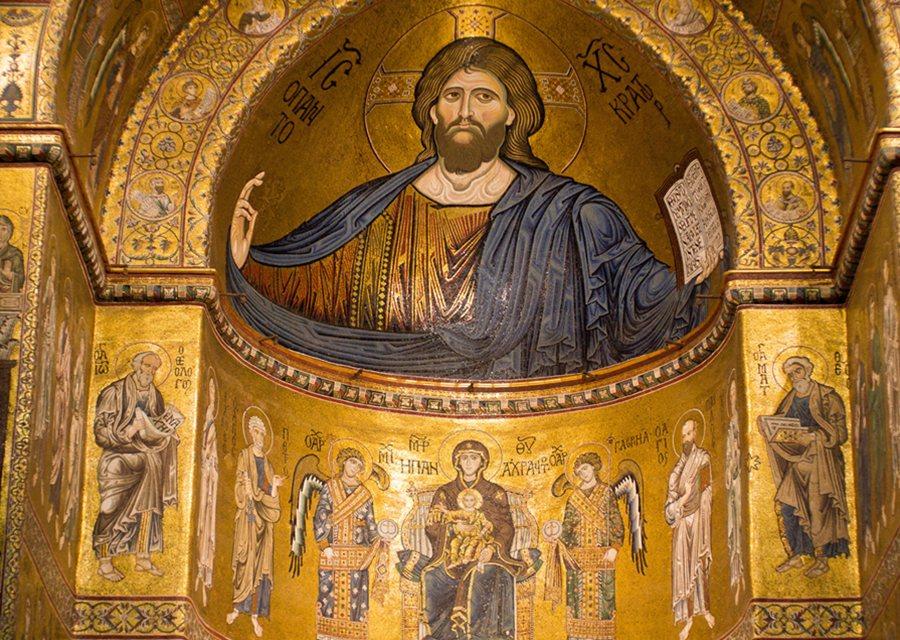 Palermo mosaic