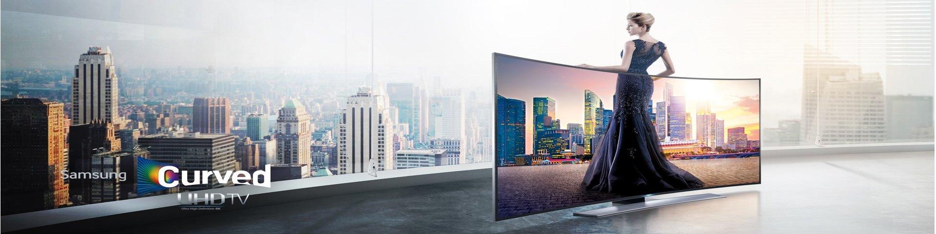 Samsung Curved UHDTV Sale!