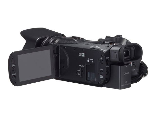 Image for Canon XA25 3.09 MP Camcorder - 1080p