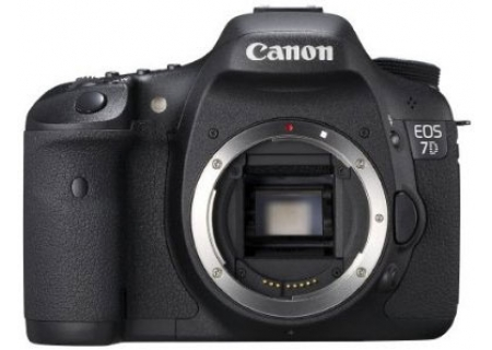 Canon EOS 7D Digital SLR Camera Body (Black)