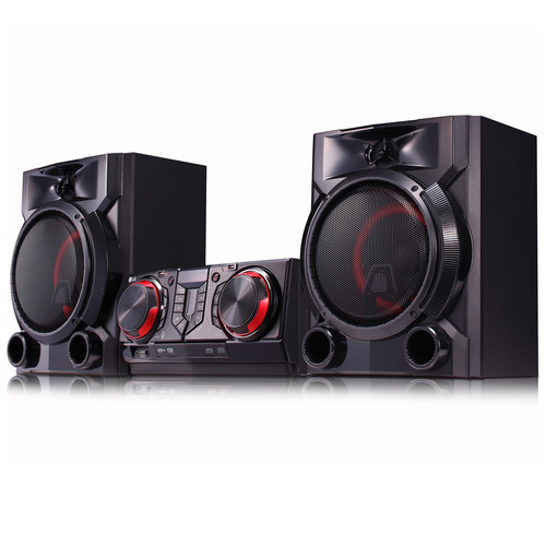 LG Electronics CJ65 900W Hi-Fi Entertainment System