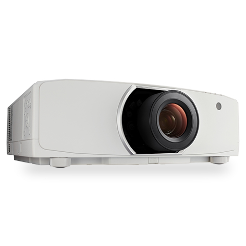 NEC NP-PA803U-41ZL - 3D WUXGA 1080p LCD Projector with Speaker