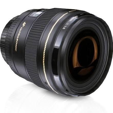 Image for Canon EF 85mm f/1.8 USM Standard & Medium Telephoto Lens
