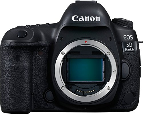 Canon EOS 5D Mark IV 30.4MP DSLR Camera - Body Only