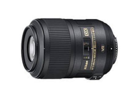 Nikon AF-S DX Micro NIKKOR 85mm f/3.5G ED VR Camera Lens