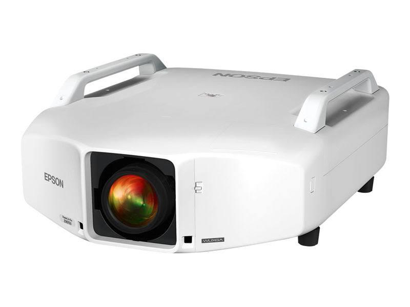 Epson PowerLite Pro Z9870NL - XGA 3LCD Projector - 8700 lumens - White