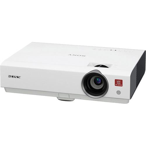 Sony VPL-DW120 2600 Lumens WXGA Mobile Projector